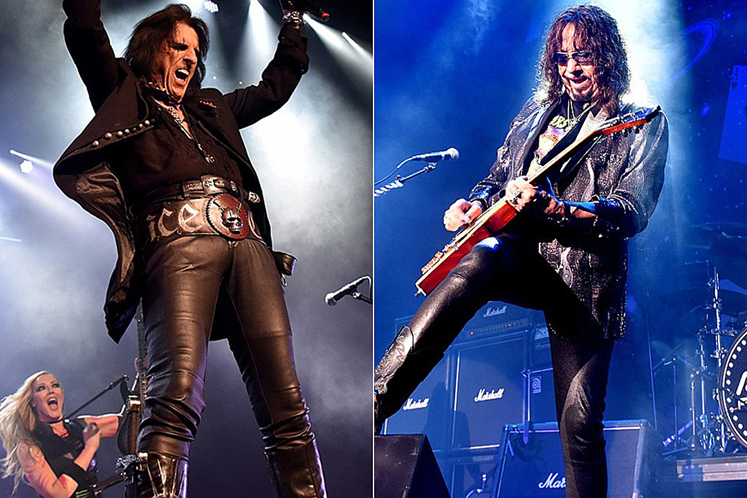 Alice Cooper and Ace Frehley Shock Boston: Photo Gallery