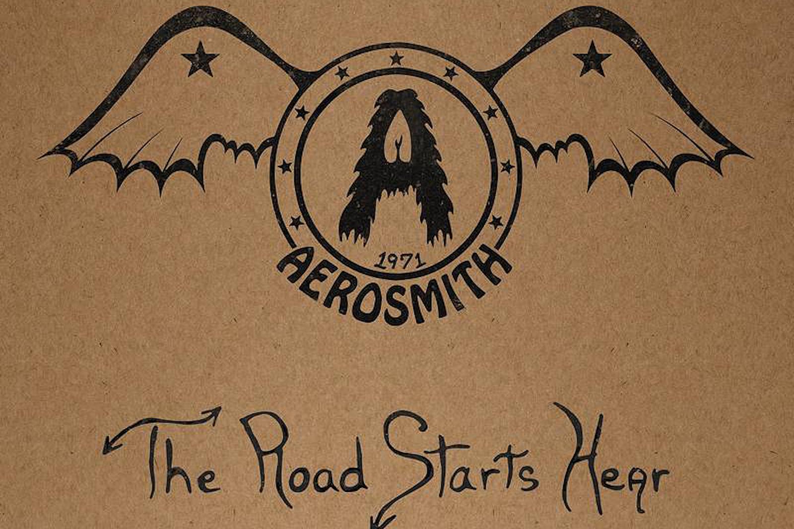 Aerosmith's '1971: The Road Starts Hear' Leads Black Friday RSD