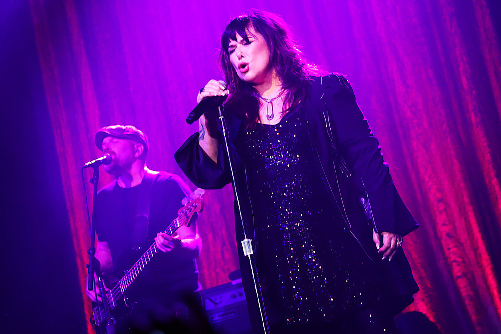 Heart's Ann Wilson Has '10 Songs Ready' for Her Next Solo Album