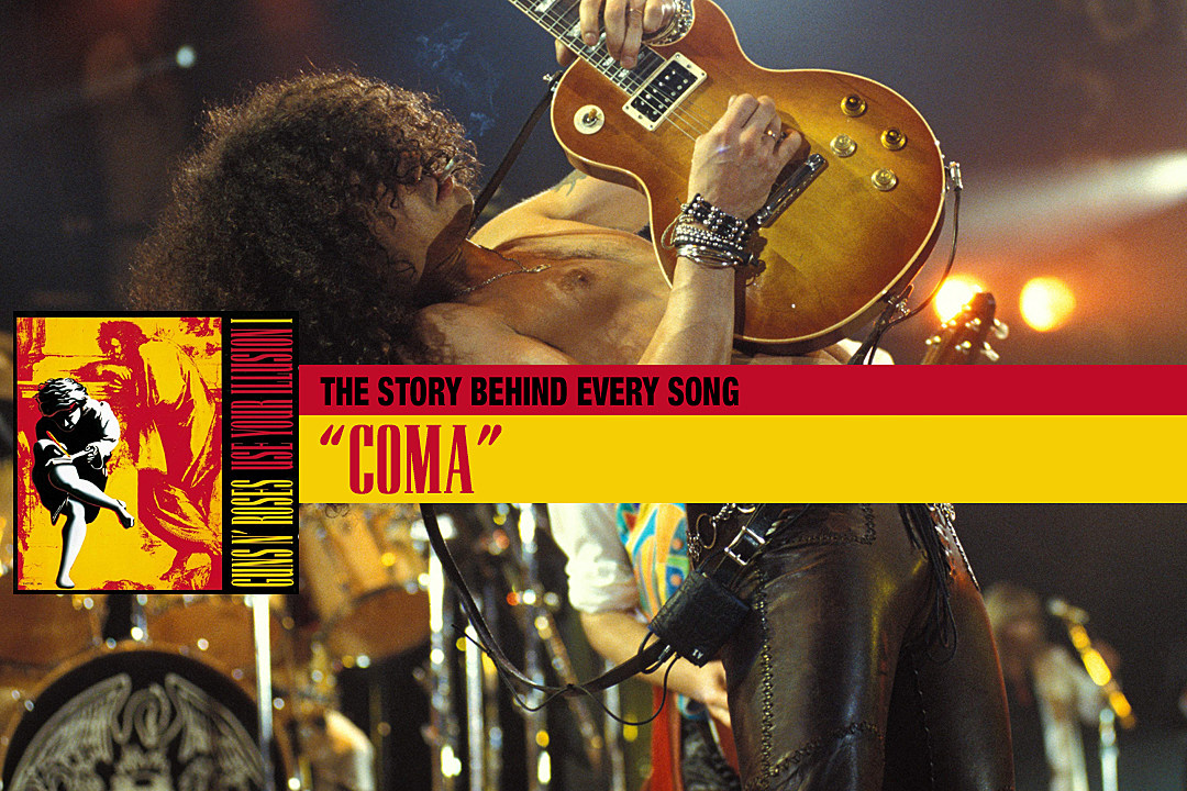 Slash's 'Coma' Pushed Guns N' Roses Into Complicated Territory