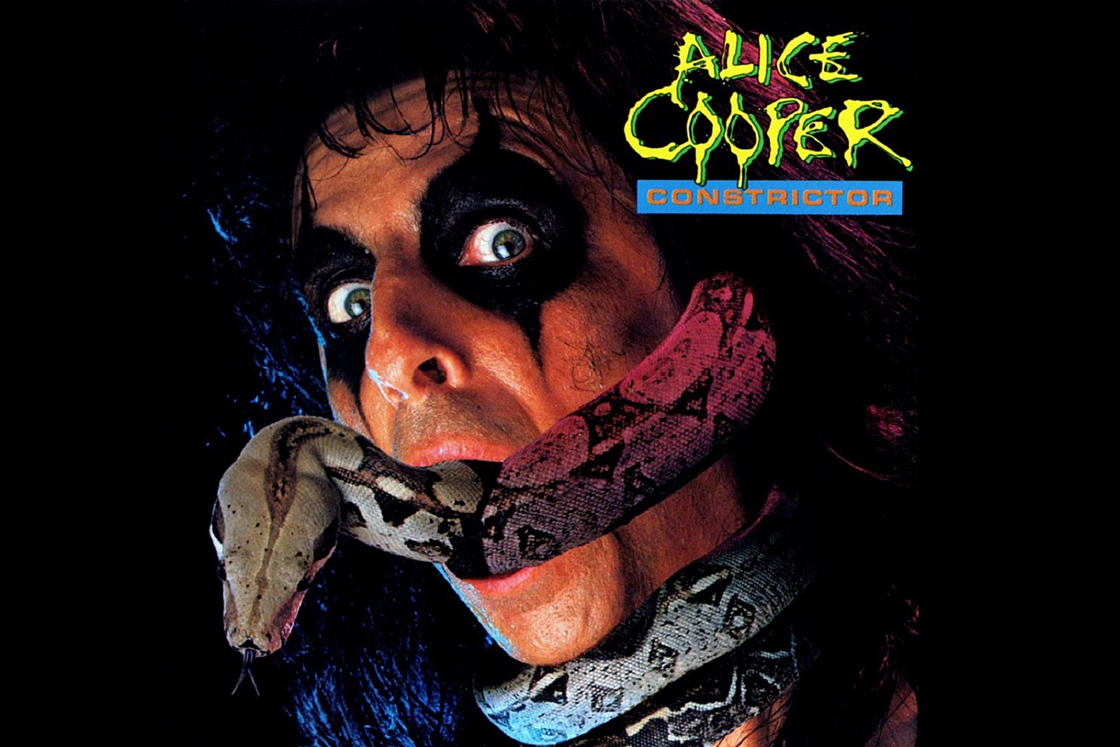 35 Years Ago: Alice Cooper Strikes Back With 'Constrictor'