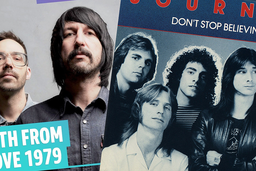 """Hear Death From Above 1979 Cover Journey's 'Don't Stop Believin"""""""