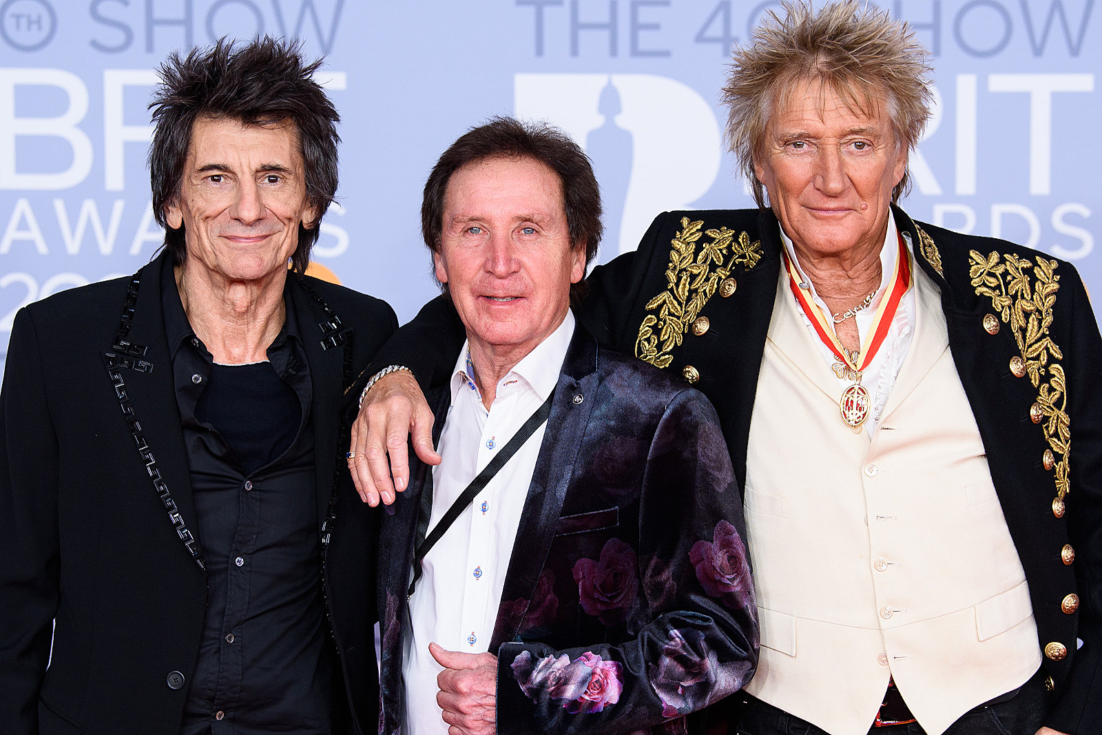 Kenney Jones Says Faces Have Recorded 'About 14 Songs'