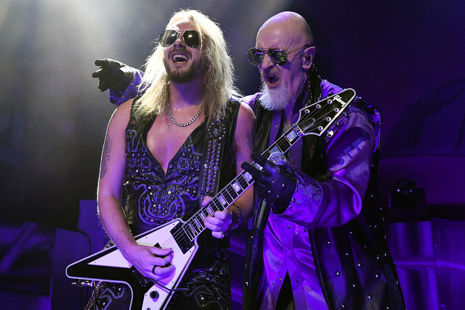 Richie Faulkner Heart Problem Leads Judas Priest to Postpone Tour