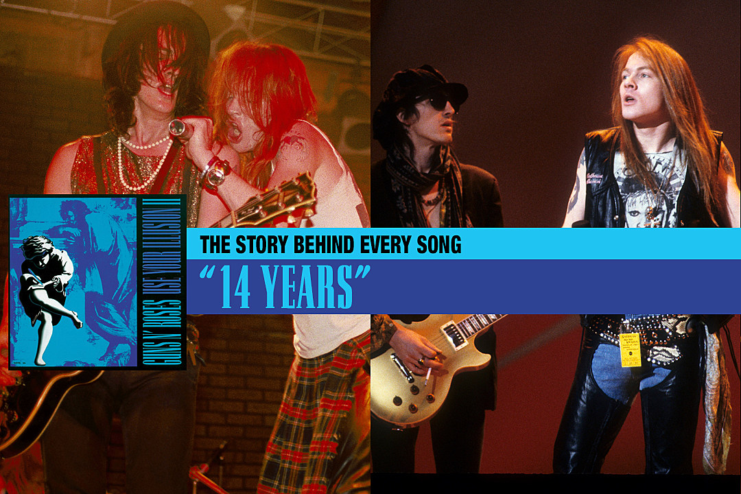 How Guns N' Roses Built '14 Years' From Two Different Songs