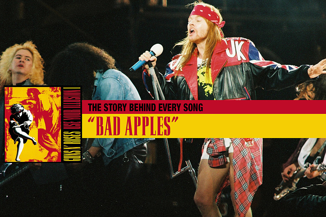 How Guns N' Roses Wrote Together One Last Time on 'Bad Apples'