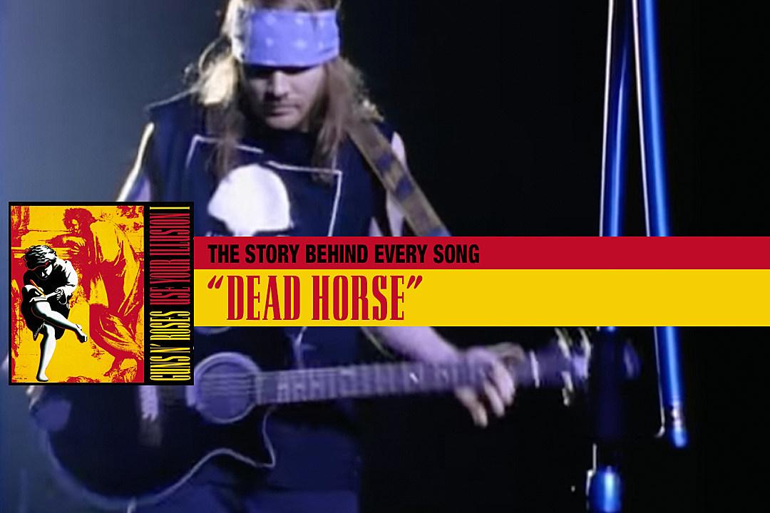 When Axl Rose Pulled Triple Duty on Guns N' Roses' 'Dead Horse'