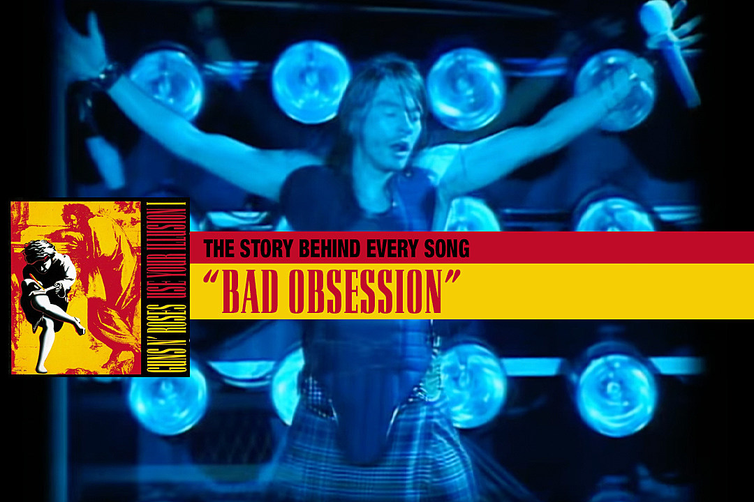 Guns N' Roses Exposed Their Vices (Again) on 'Bad Obsession'