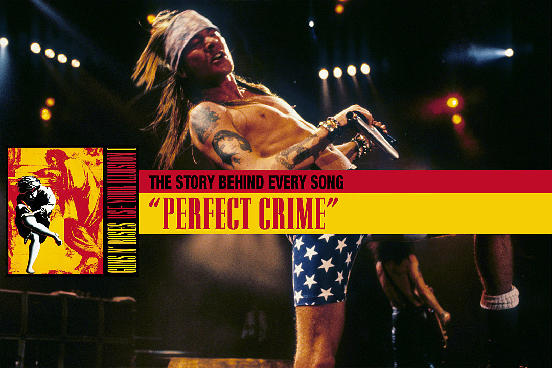 When Guns N' Roses Got 'Out There' on the Furious 'Perfect Crime'