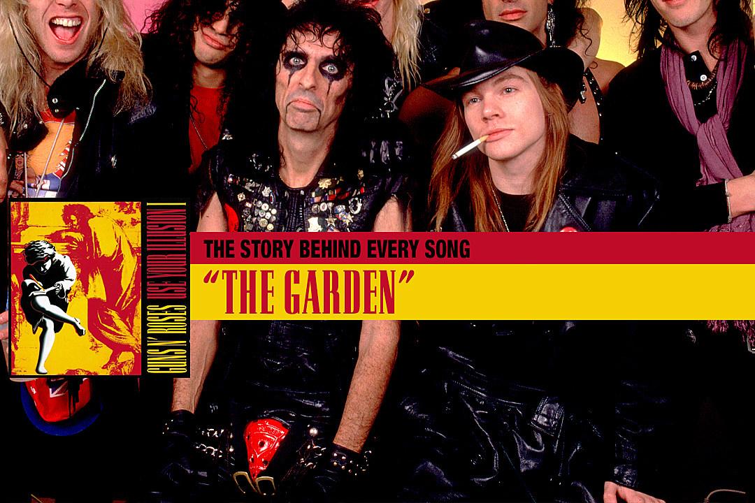 When Axl Rose's 3AM Invite Brought Alice Cooper to 'The Garden'