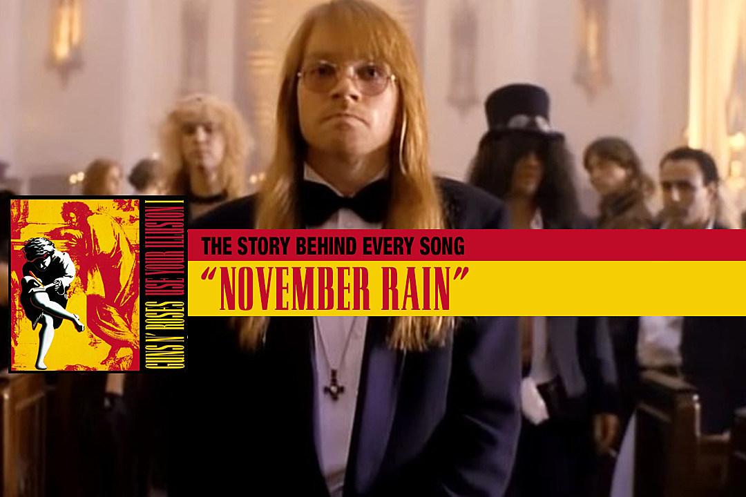 Guns N' Roses Rise to Axl Rose's High Ambition on 'November Rain'