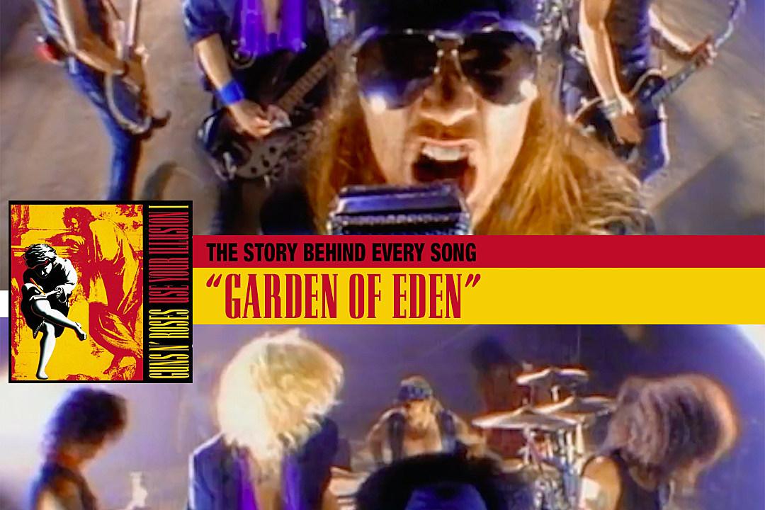 Guns N' Roses' Revealed Their Cynical Side on 'Garden of Eden'