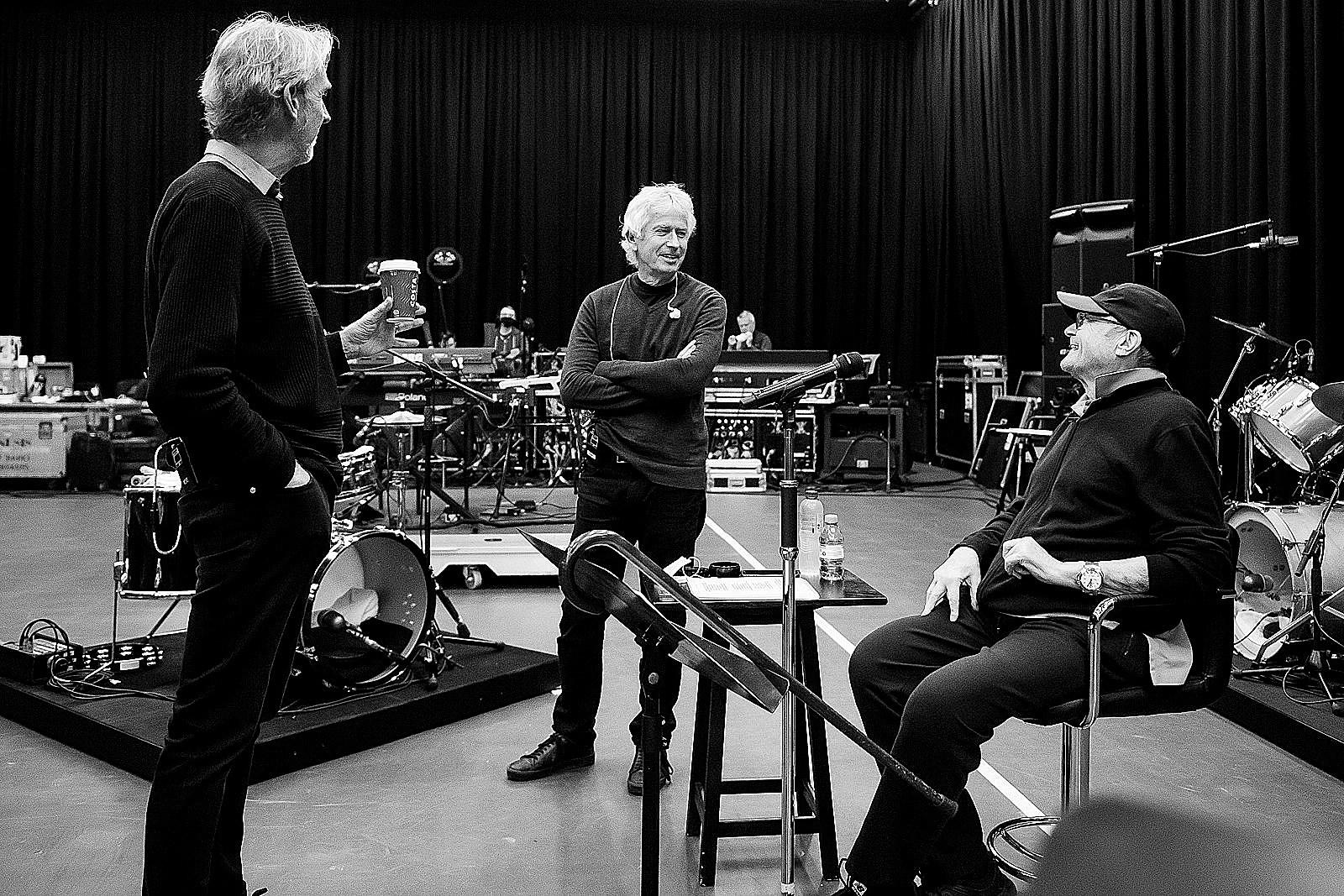 Phil Collins Thinks Genesis Reunion Tour Won't Go Past 2021 Shows
