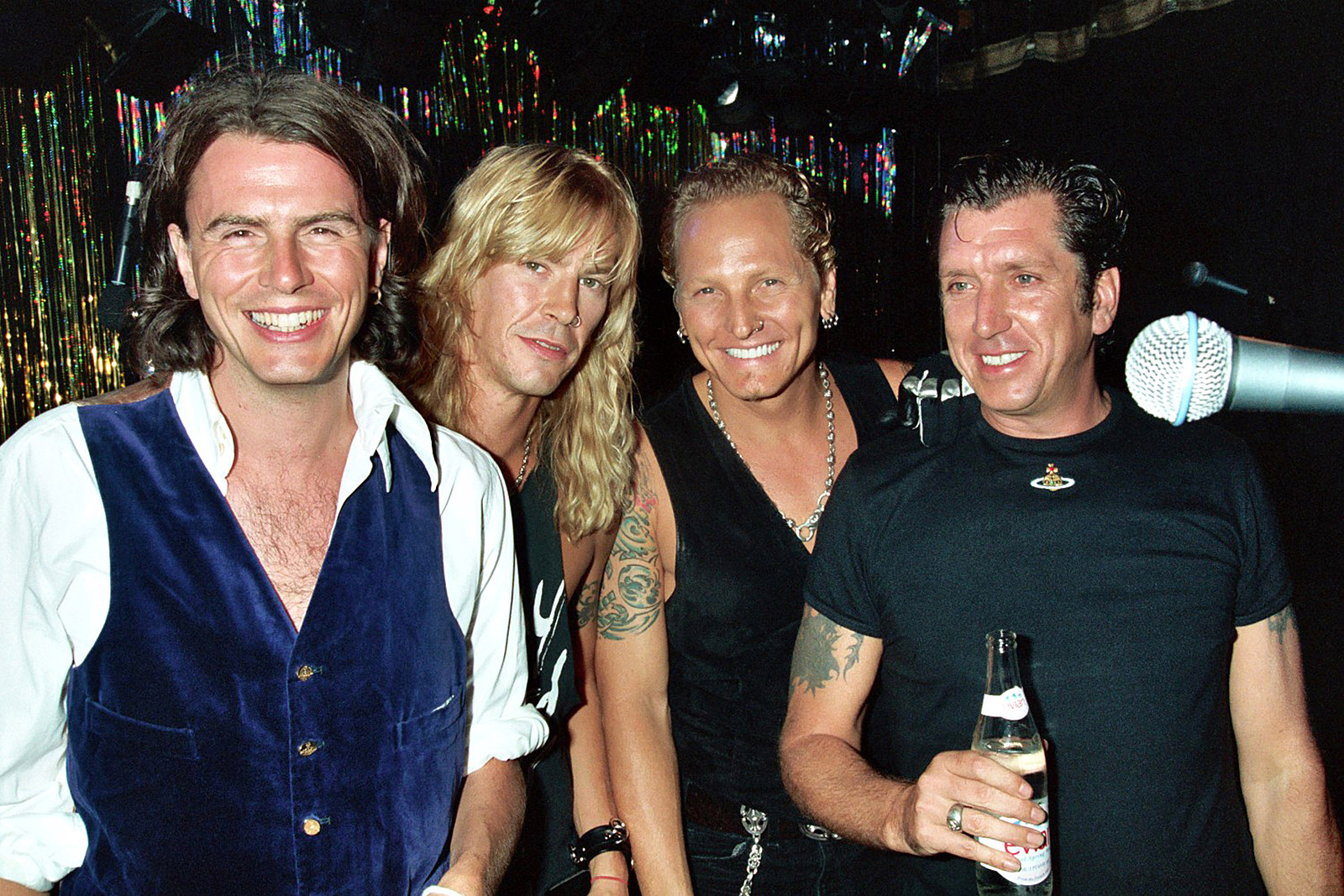 The Forgotten Sex Pistols, Guns N' Roses, Duran Duran Supergroup