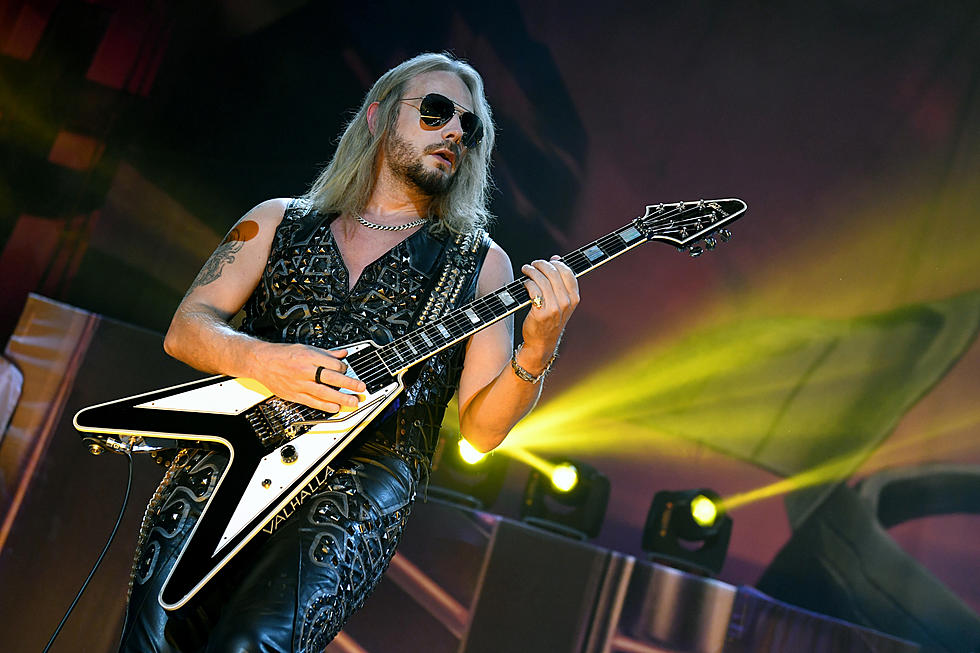 Judas Priest's Richie Faulkner Undergoes Emergency Heart Surgery