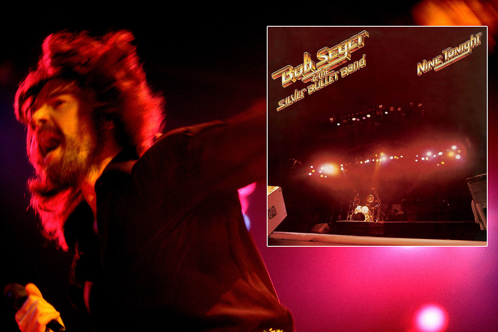 40 Years Ago: Bob Seger Takes a Victory Lap With 'Nine Tonight'