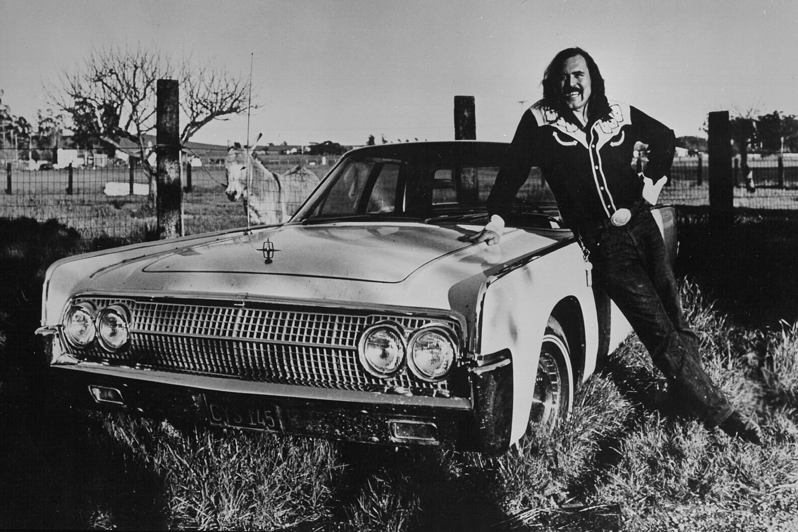 George Frayne, 'Commander Cody,' Country-Rock Pioneer Dead at 77