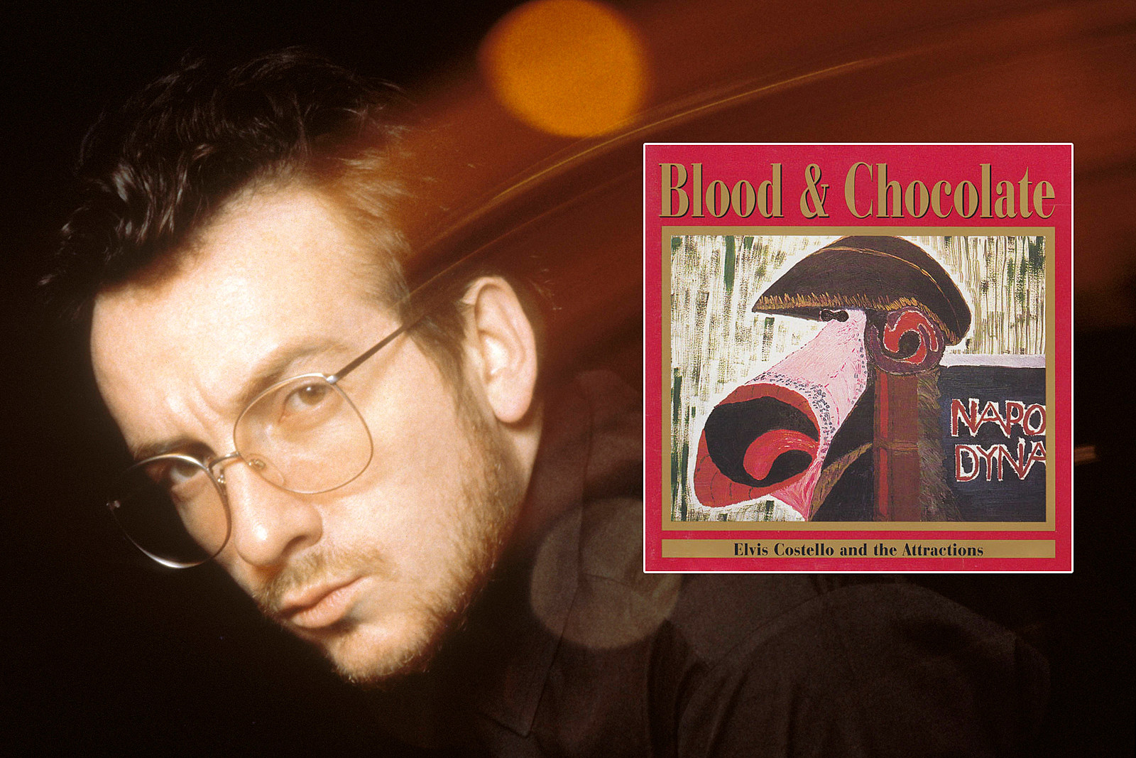 How Elvis Costello Ended Several Eras With 'Blood and Chocolate'