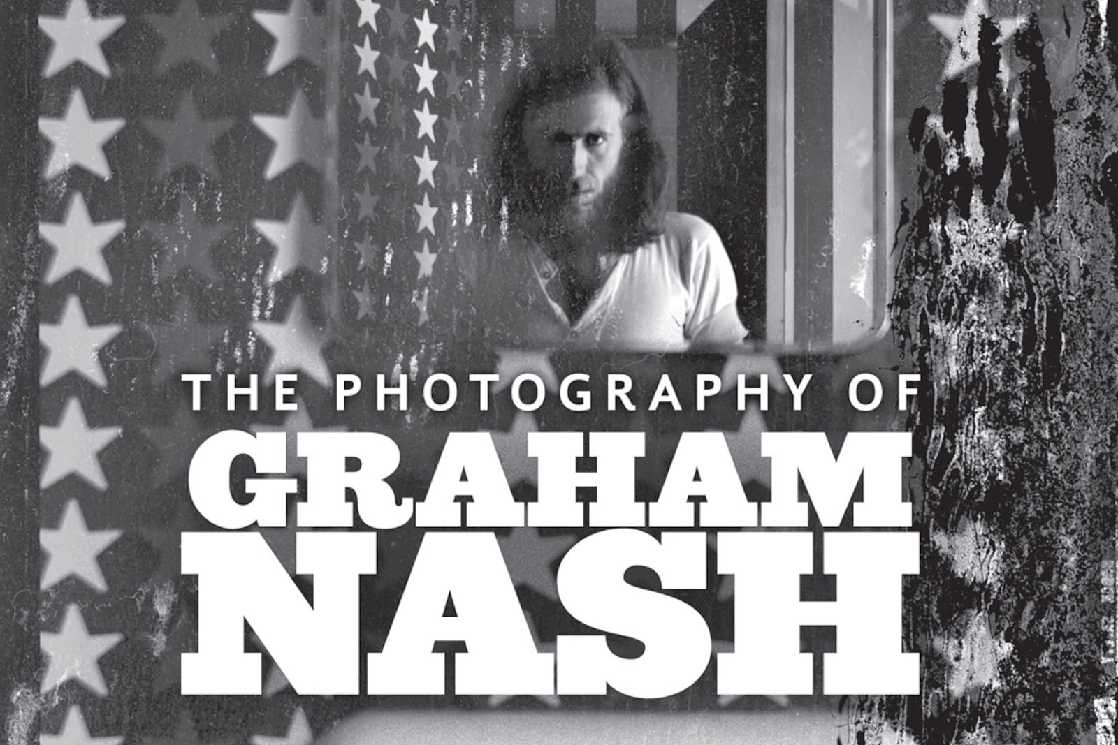 Graham Nash Announces Archival Photo Book 'A Life in Focus'