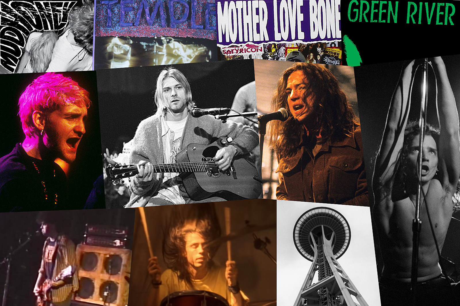 How Grunge Briefly Took Over the World