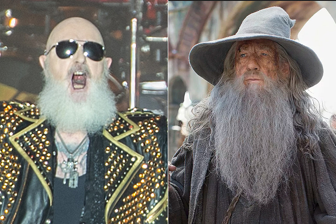 Rob Halford: 'I've Morphed Into the Gandalf of Heavy Metal'