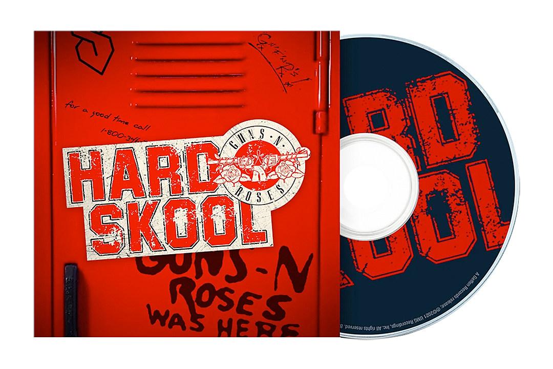Guns N' Roses Detail Physical Editions of New Song 'Hard Skool'