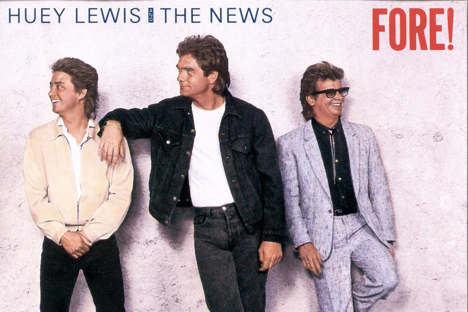 How Huey Lewis Overcame Commercial 'Pressure' for Massive 'Fore!'