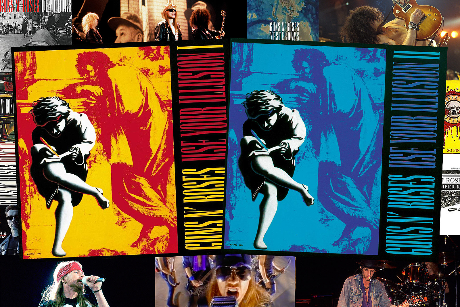 Guns N' Roses 'Use Your Illusion': The Stories Behind Every Song