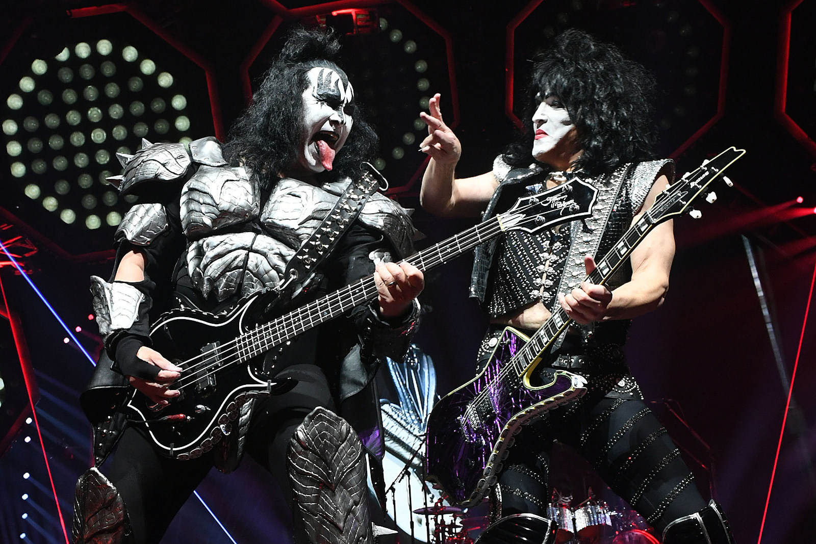 Kiss Return to Performing Following COVID Postponements