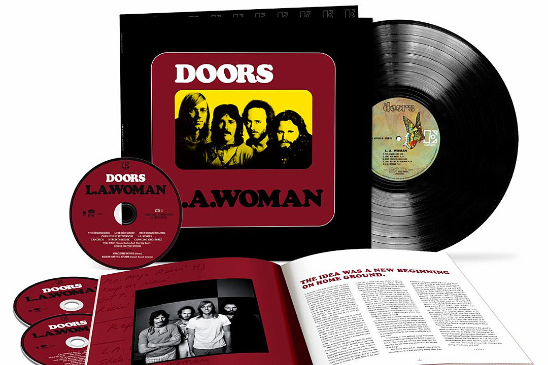 Doors Announce 'L.A. Woman' 50th-Anniversary Deluxe Edition