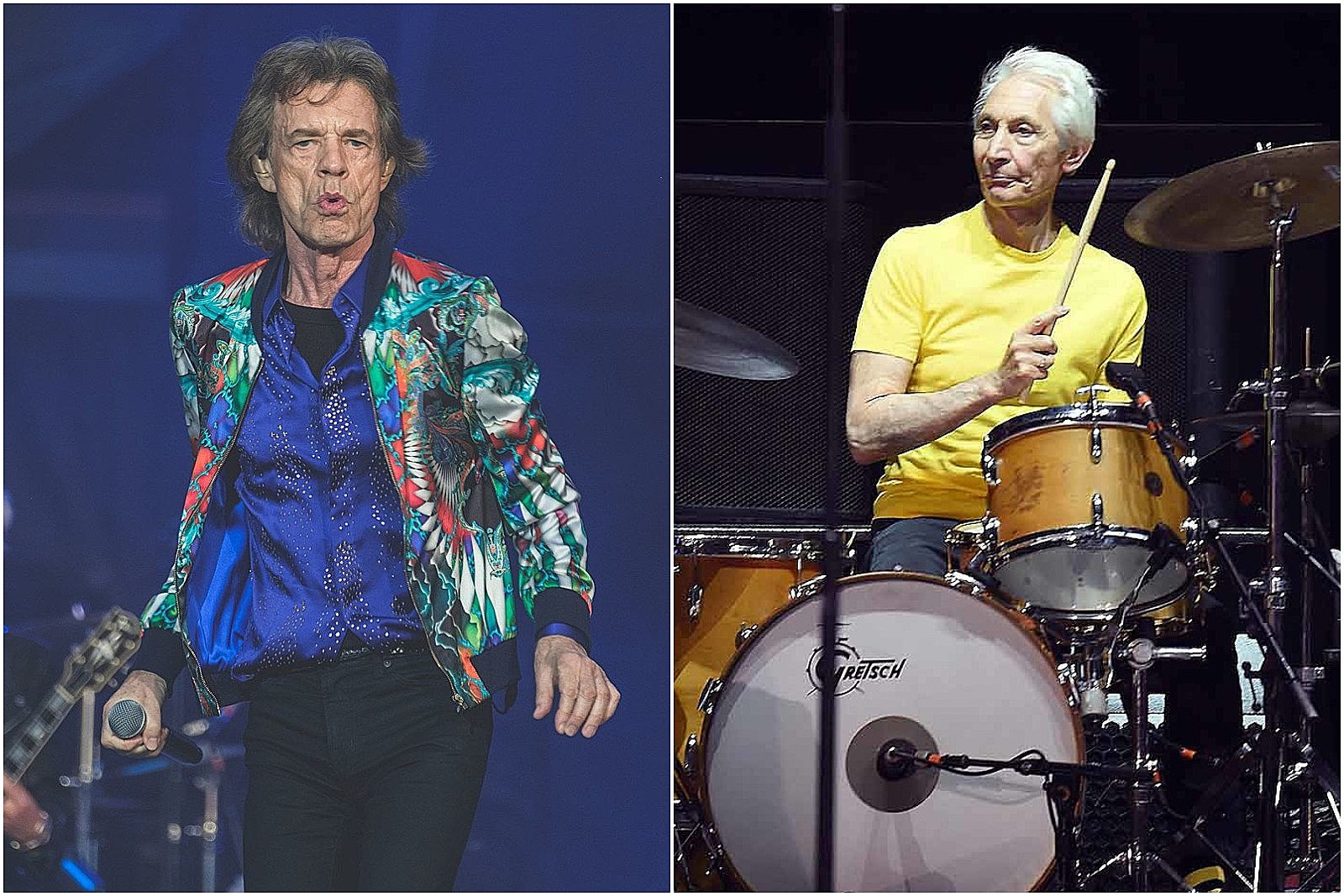Mick Jagger Calls Late Charlie Watts Rolling Stones' 'Heartbeat'