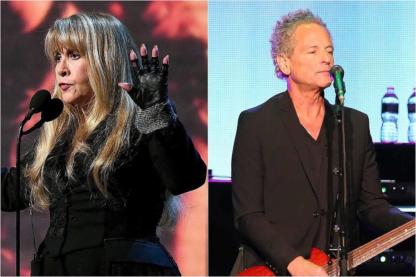 Stevie Nicks Discusses Lindsey Buckingham's Fleetwood Mac Firing