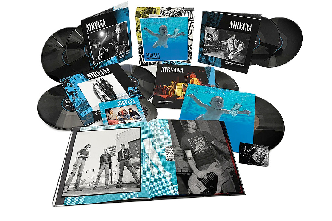 Nirvana's 'Nevermind' Earns Massive Reissue Campaign