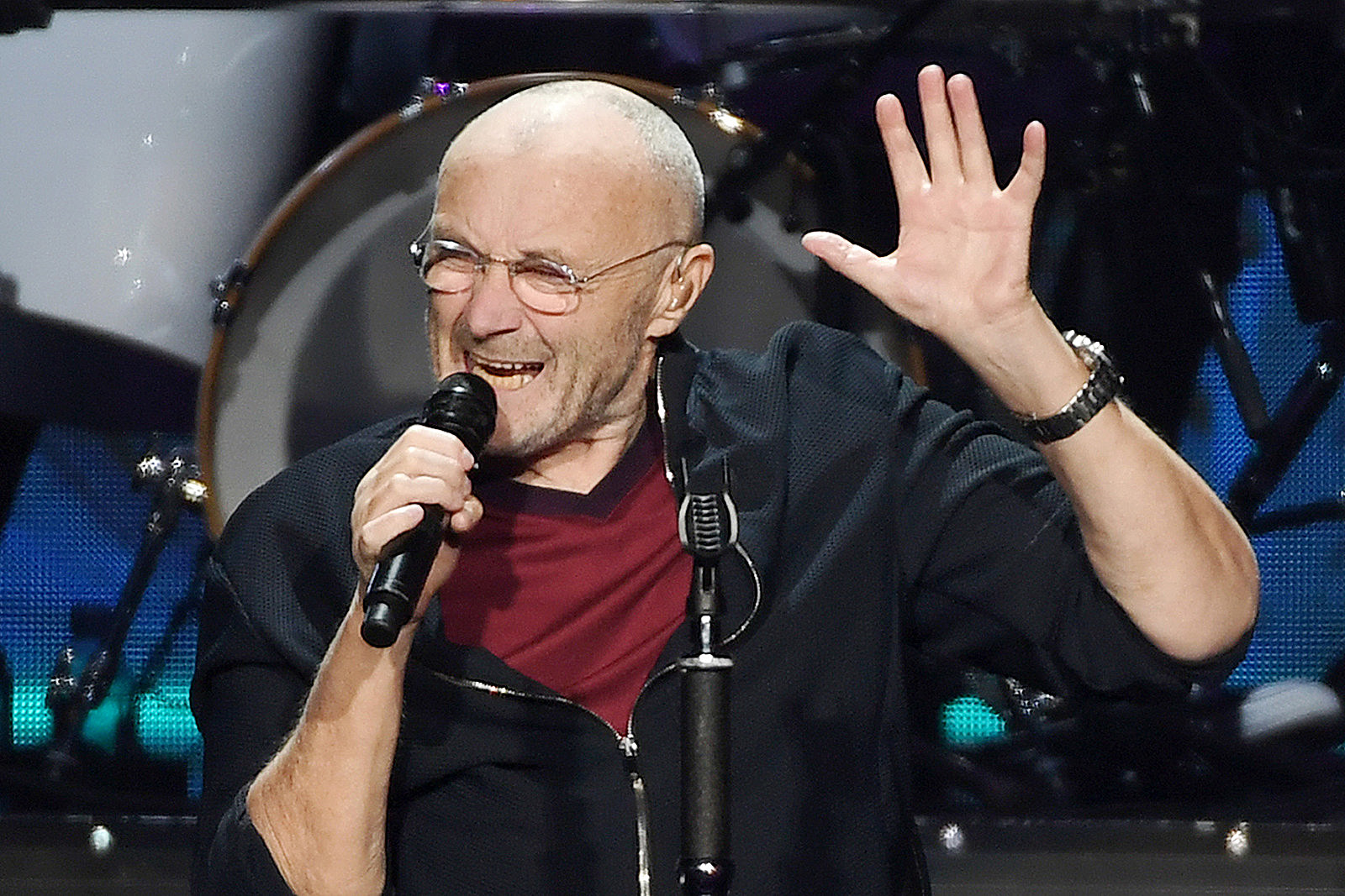 Phil Collins 'Can Barely Hold a Stick' Ahead of Genesis Tour