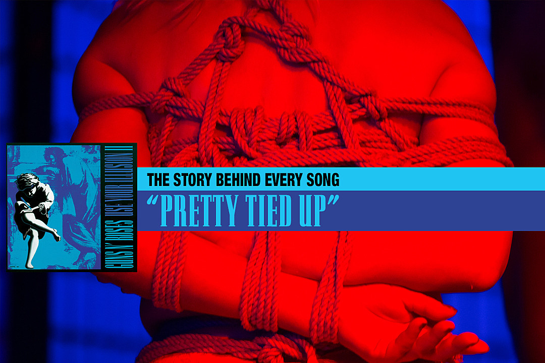How Izzy Stradlin's Debauched Exploits Inspired 'Pretty Tied Up'