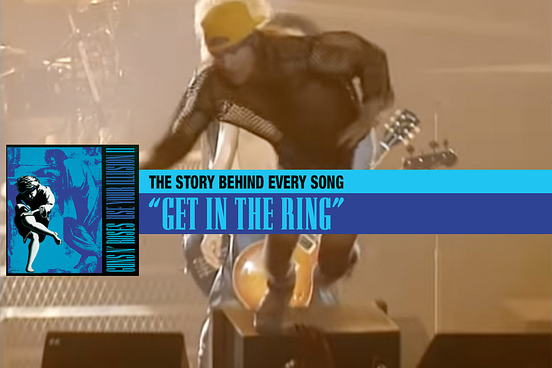 When Axl Rose Went Ballistic on the Press in 'Get in the Ring'
