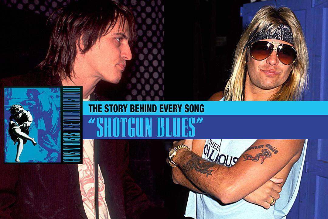 How a Backstage Brawl Inspired Guns N' Roses' 'Shotgun Blues'