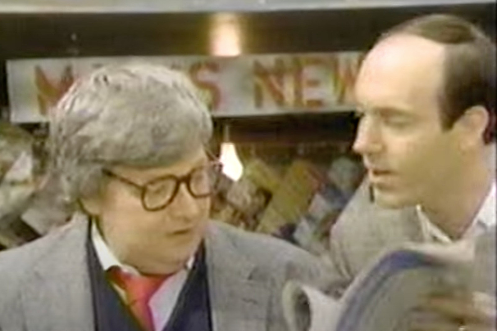 Two Big Thumbs Up: The Best Siskel and Ebert Moments