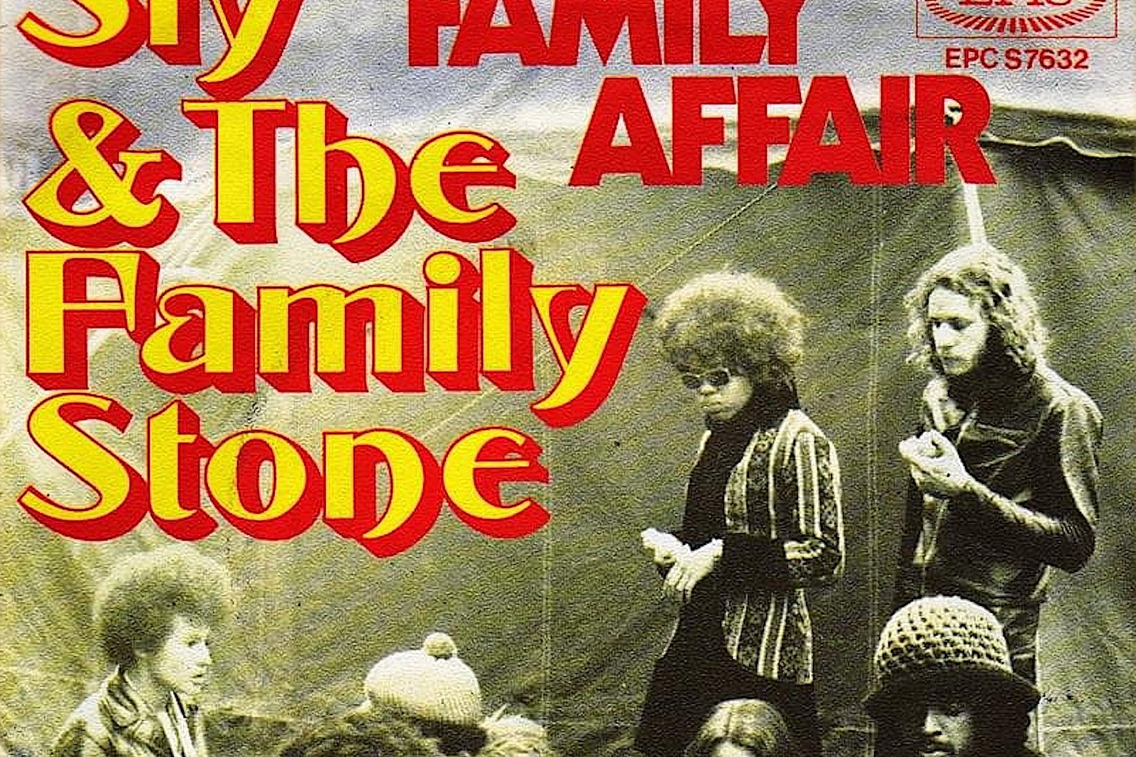 50 Years Ago: Sly and Family Stone Splinter on 'Family Affair'