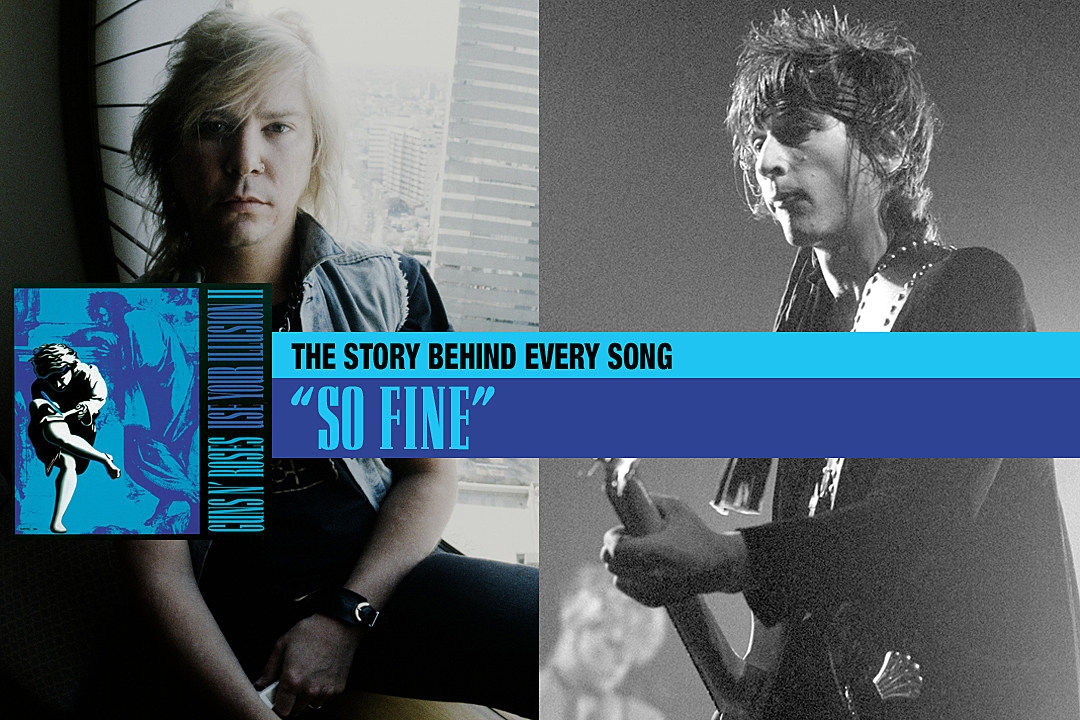 When Duff McKagan Paid Tribute to Johnny Thunders on 'So Fine'