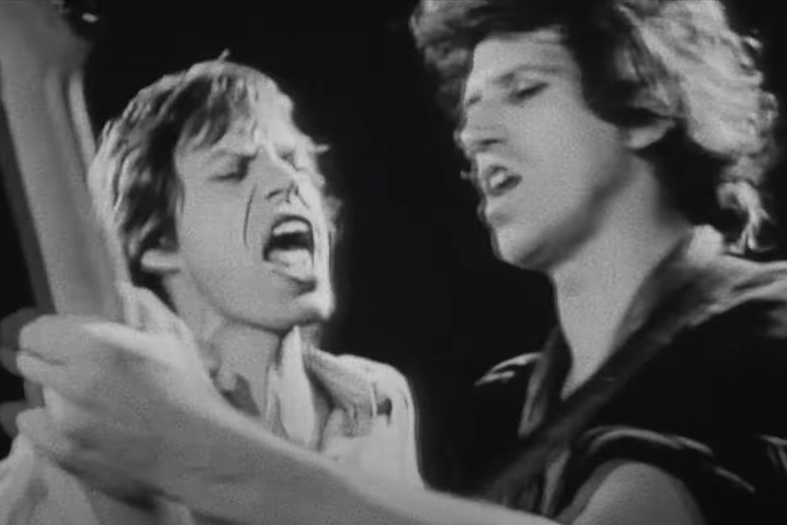 Rolling Stones Premiere 'Living in the Heart of Love' Music Video