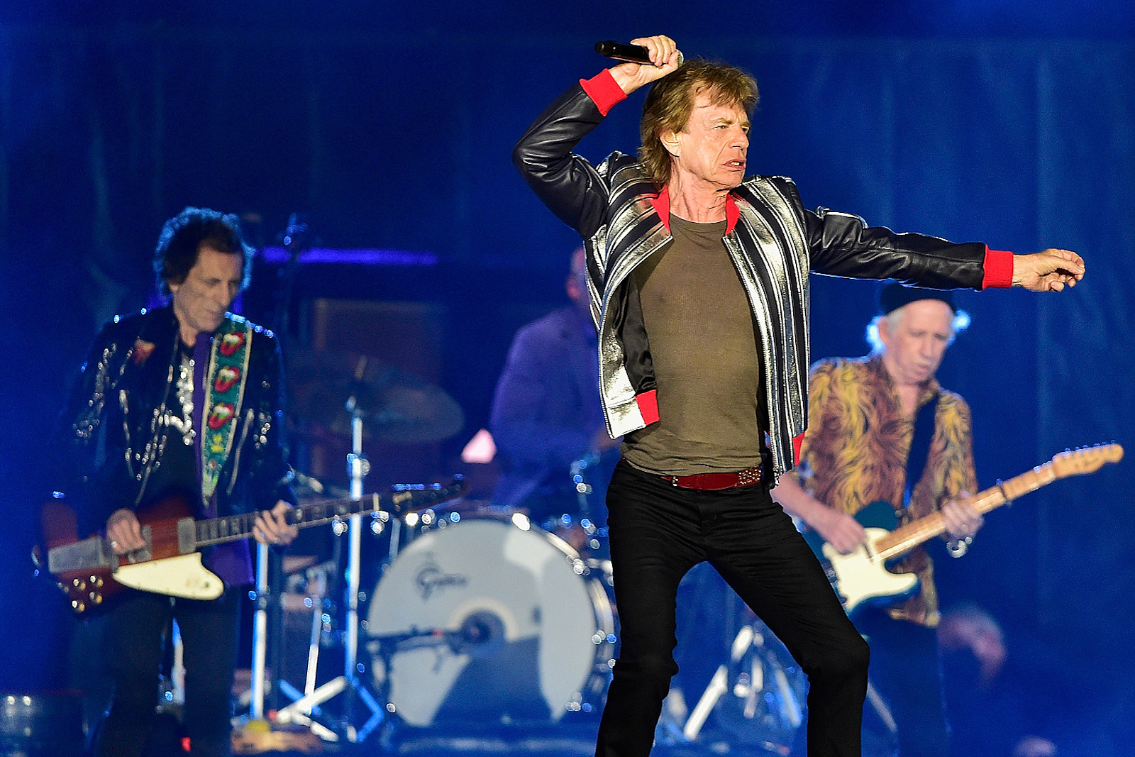Rolling Stones Return to Touring: Videos, Pictures, Set List
