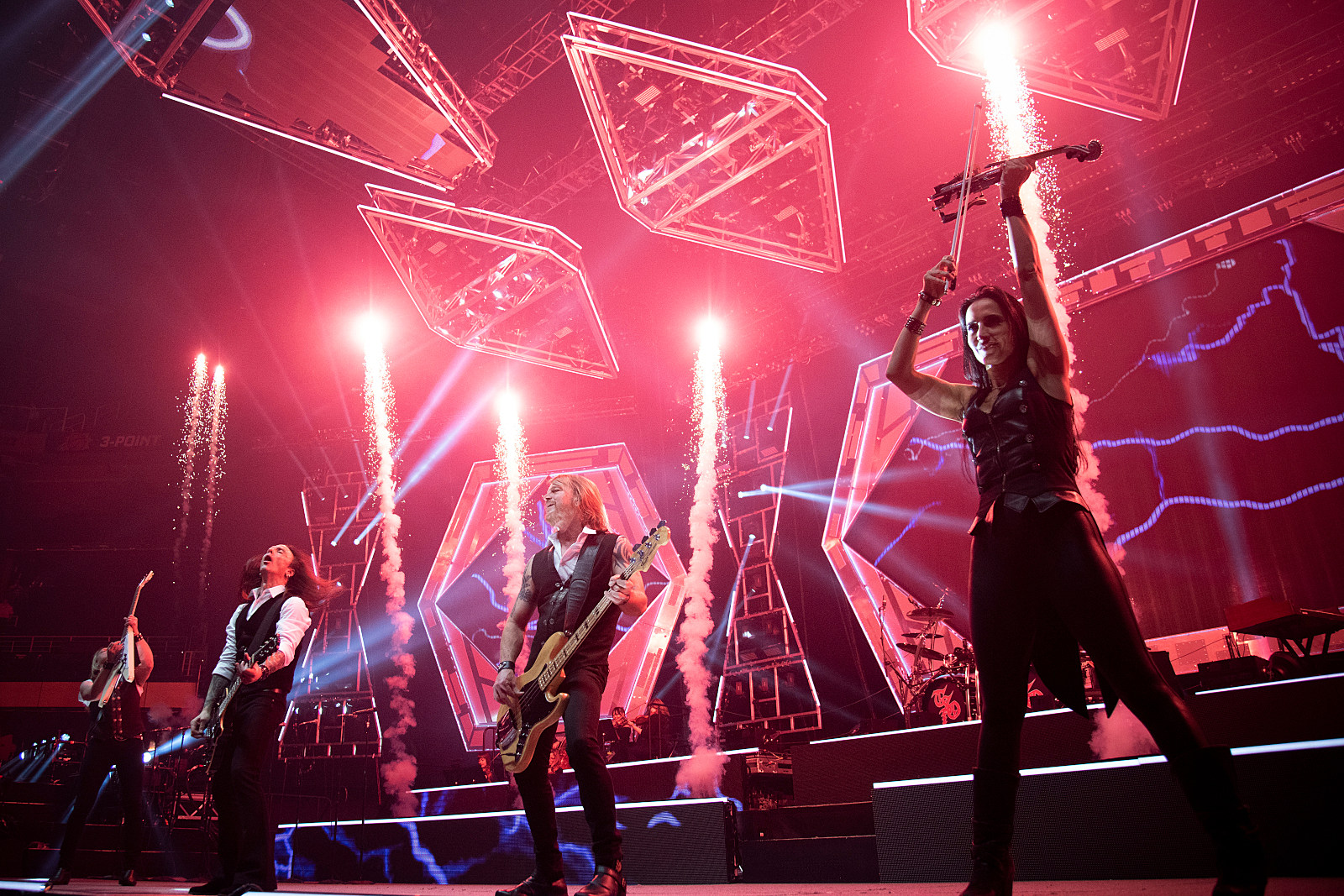 Trans-Siberian Orchestra 'Chomping at the Bit' Ahead of 2021 Tour