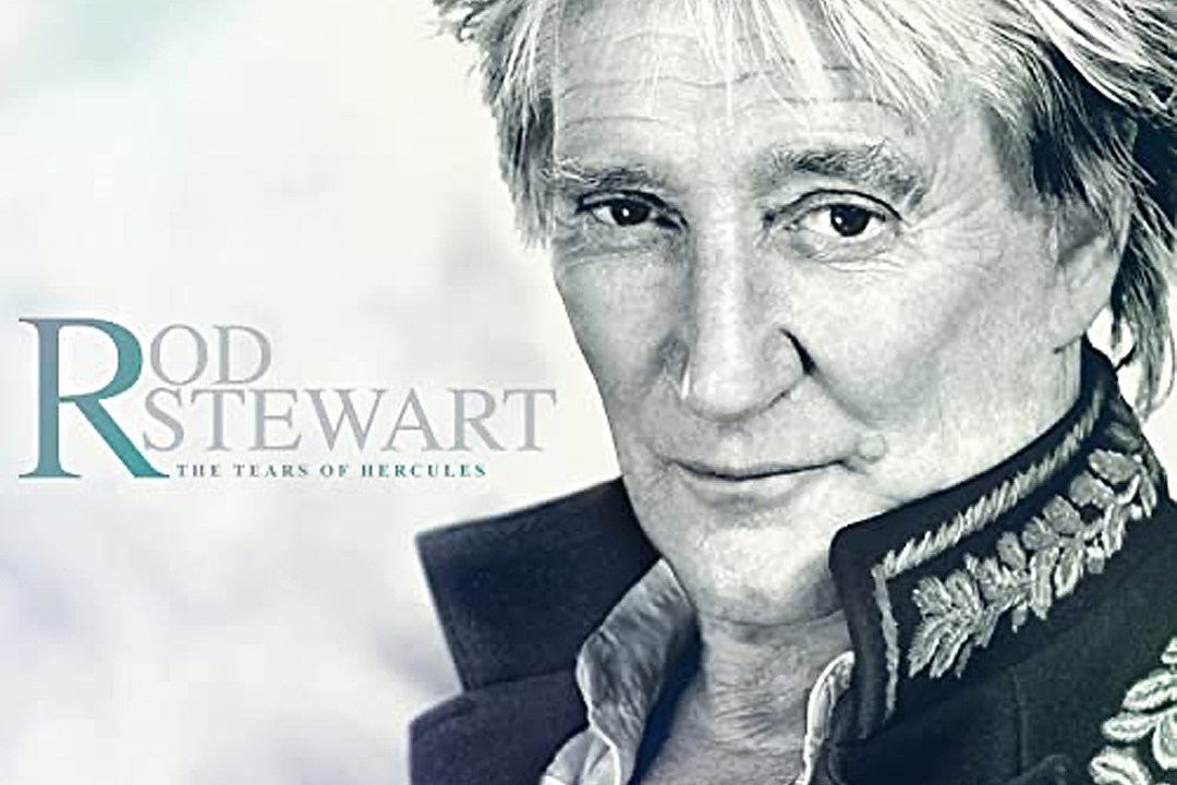 Rod Stewart Releases First Single From New 'Tears of Hercules' LP