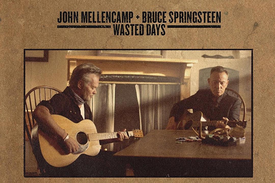 Hear John Mellencamp and Bruce Springsteen Duet 'Wasted Days'