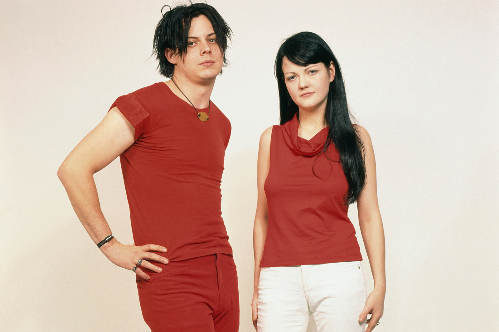 25 Years Ago: Jack and Meg White Get Married