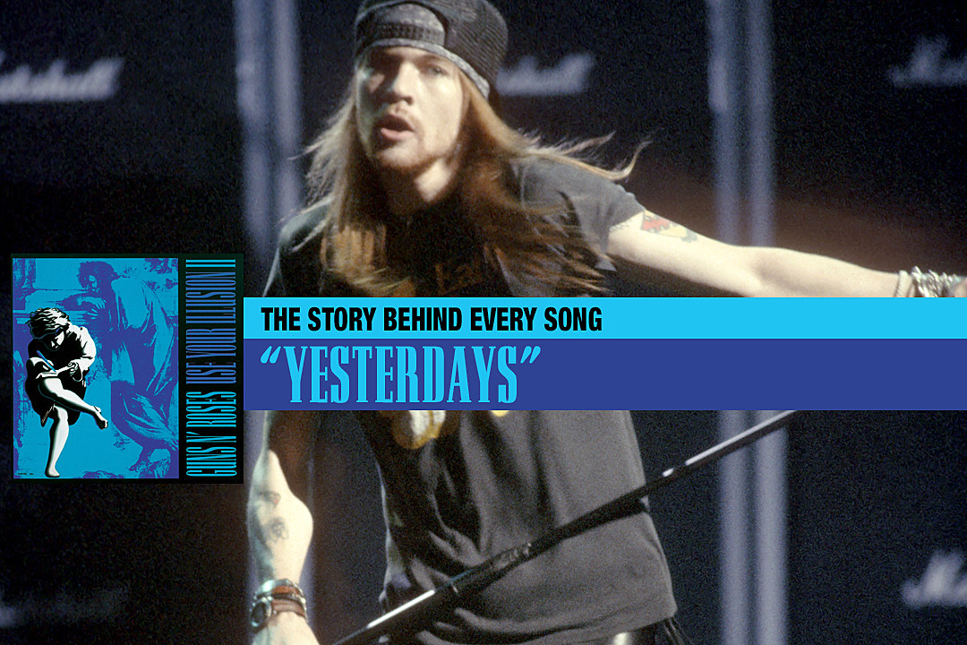 Guns N' Roses Kissed Their Past Goodbye on 'Yesterdays'