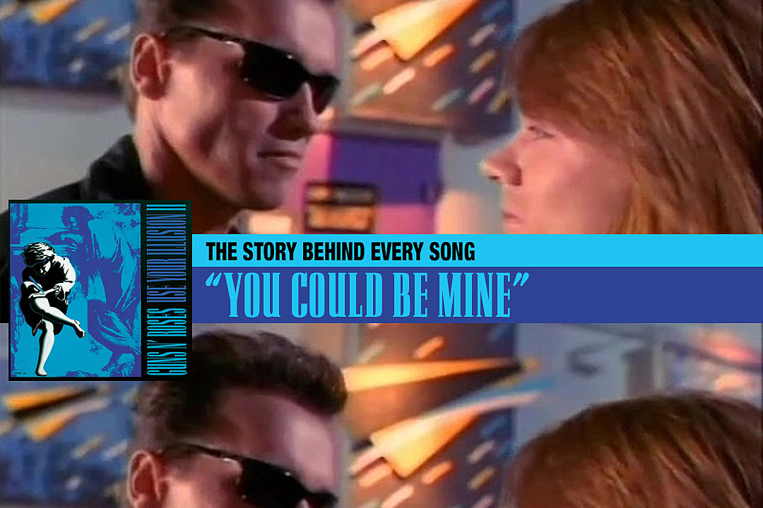 How Guns N' Roses' 'You Could Be Mine' Tied In to 'Terminator 2'