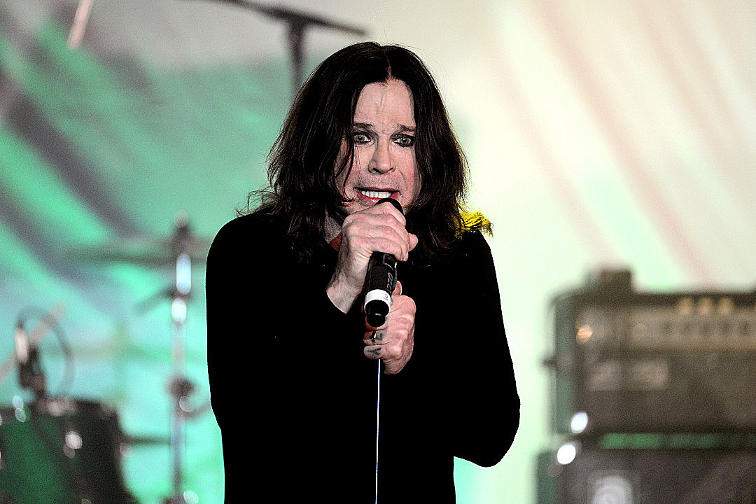 Ozzy Osbourne Will Undergo Surgery to Fix Neck and Spine Issues