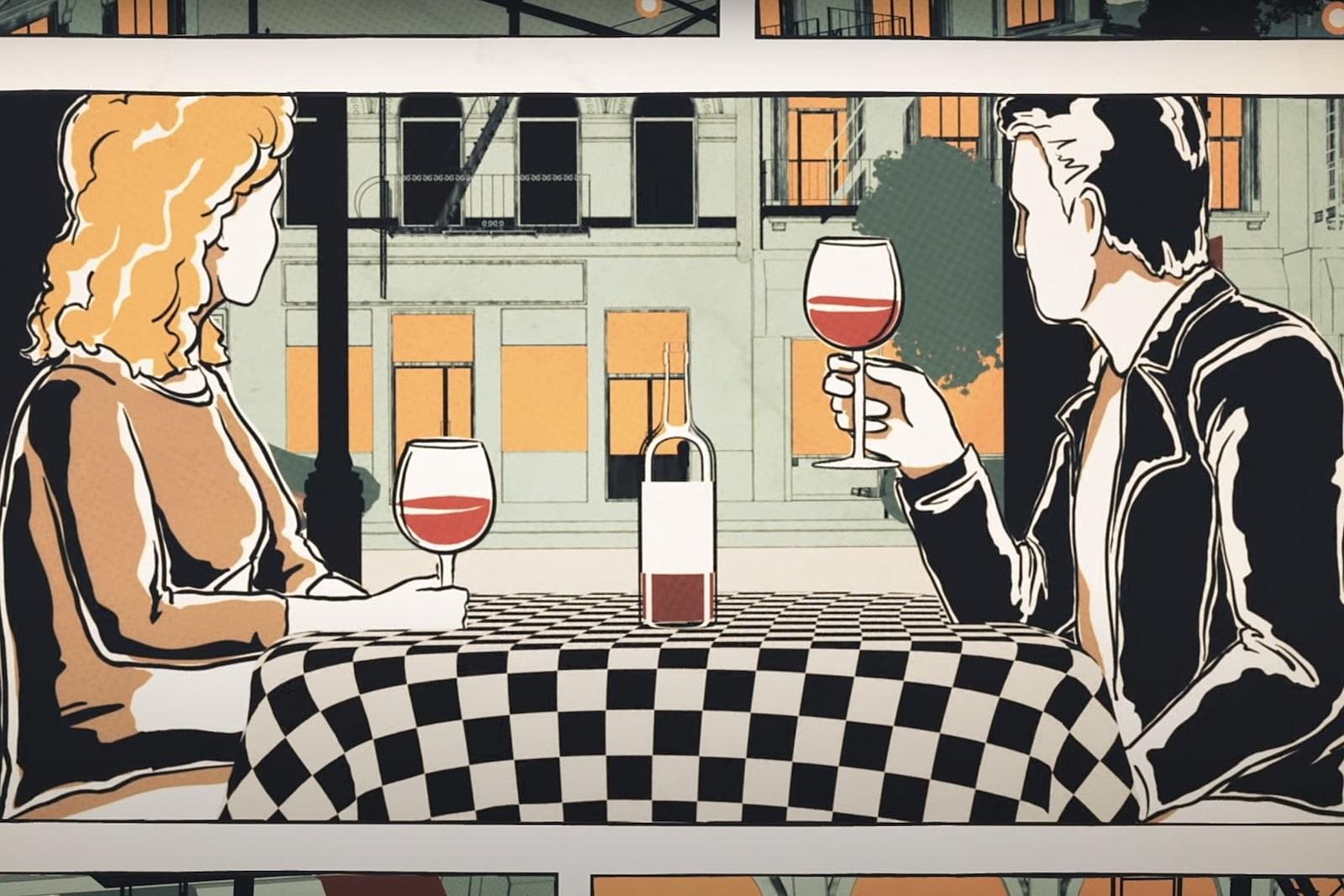 Watch Billy Joel's New 'Scenes From an Italian Restaurant' Video